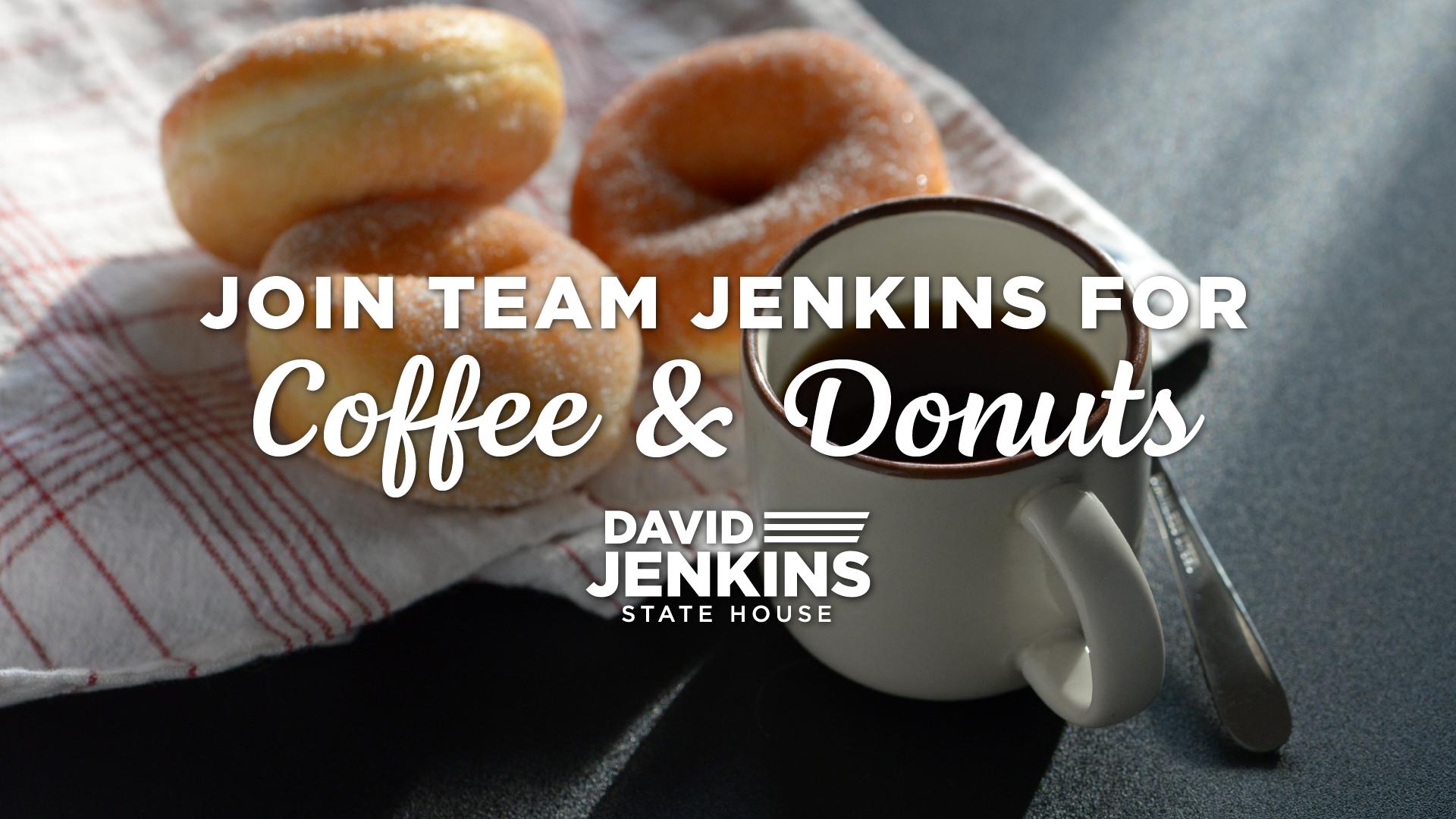 Meet & Greet with Team Jenkins